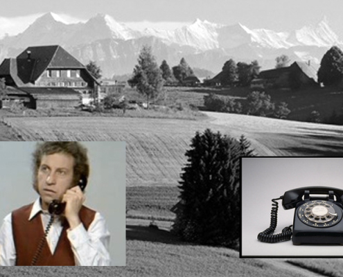 Kunz hier ... Cesar-Keiser-Telefon-Kunz