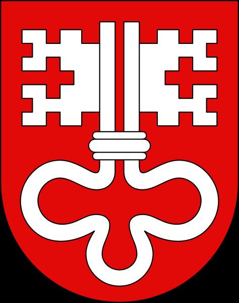 Kantonswappen vom Kanton Nidwalden
